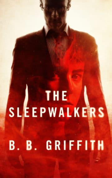 Sleepwalkers Gordon Pope Book Cover