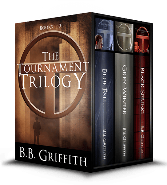 Tournament Trilogy Books Box Set